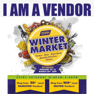 terra winter market vendor